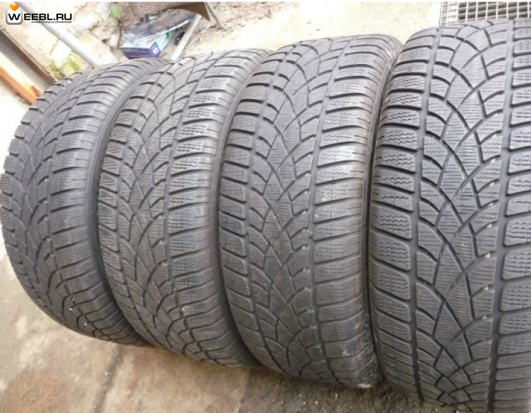 Dunlop SP Winter Sport 235/55 R17 99H